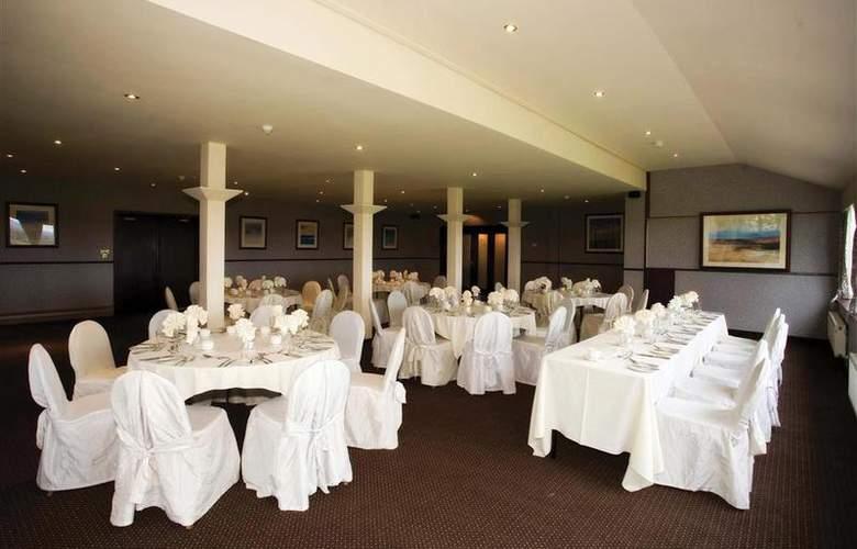 Best Western Dryfesdale - Restaurant - 377