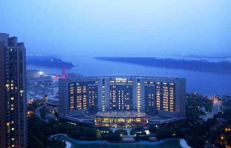 Hilton Nanjing Riverside - Hotel - 0