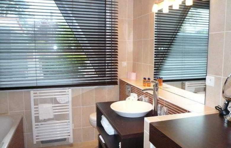 Inter-Hotel Aquilon Saint-Nazaire - Room - 6