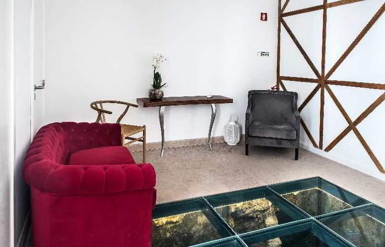 Lisboa Prata Boutique Hotel - General - 1