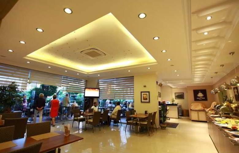 Elite Orkide Suite Hotel - Restaurant - 17
