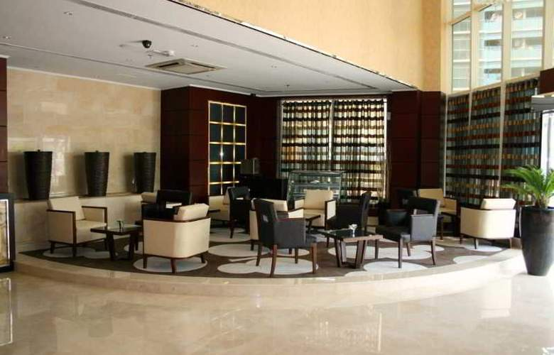Howard Johnson Hotel Bur Dubai - General - 1
