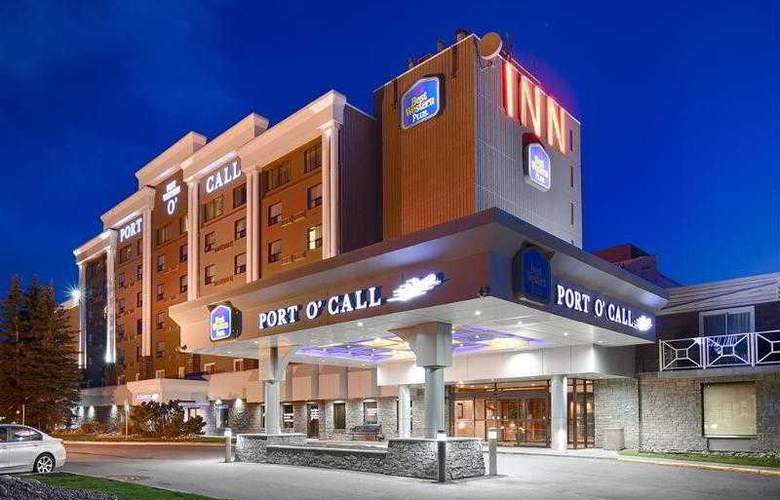Best Western Port O'Call Hotel Calgary - Hotel - 51