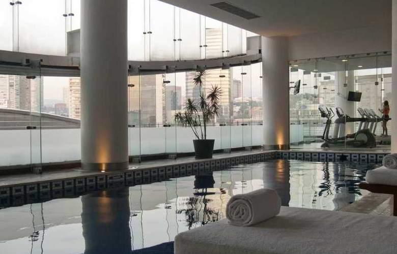 DoubleTree by Hilton Hotel México City Santa Fe - Pool - 31