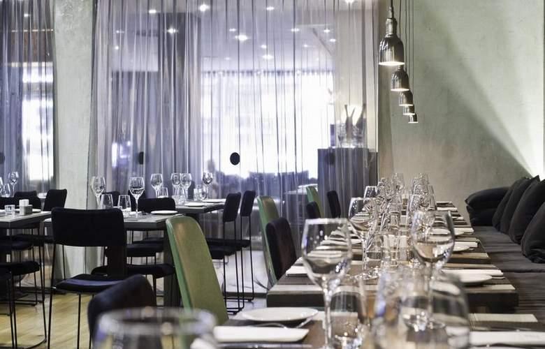 Zenit San Sebastián - Restaurant - 3
