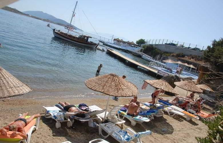 Peda Hotels Akvaryum Beach - Beach - 2