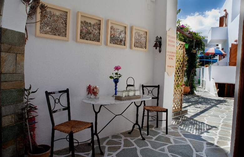 Cyclades Apartments - Terrace - 9