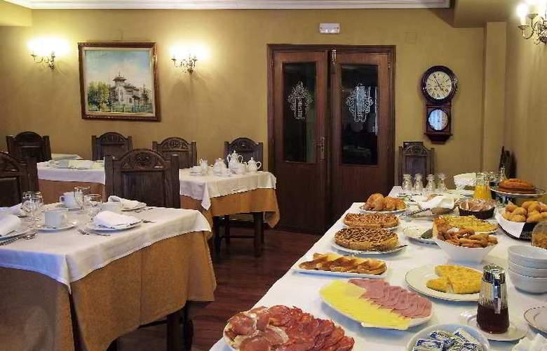 Arias Apartamentos (Anexo) - Restaurant - 8