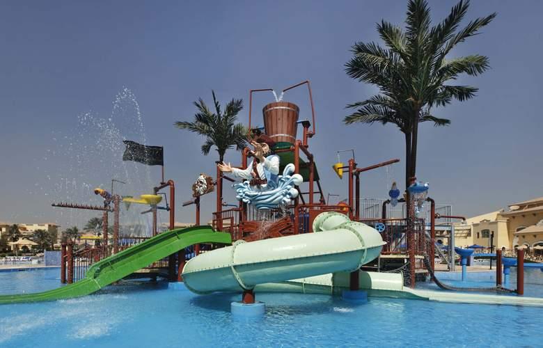 Movenpick Cairo Media City - Pool - 3