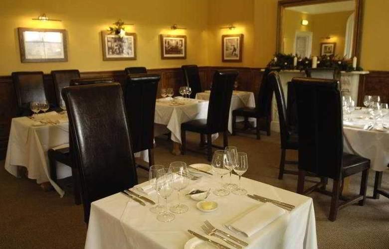 St Elizabeths Hotel - Restaurant - 6
