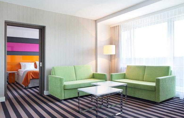 Park Inn by Radisson Katowice - Room - 5