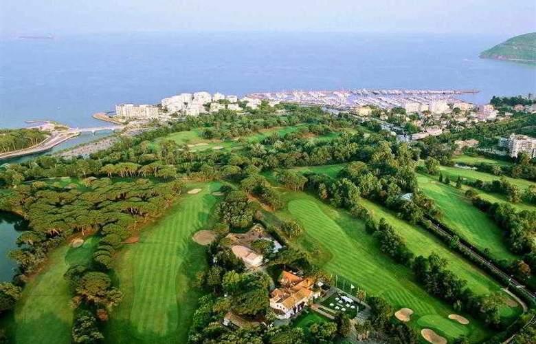 Pullman Cannes Mandelieu Royal Casino - Hotel - 8