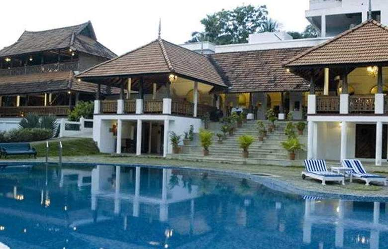The Travancore Heritage - Pool - 4