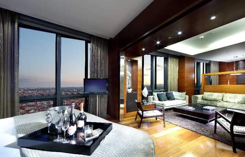 Eurostars Madrid Tower - Room - 9