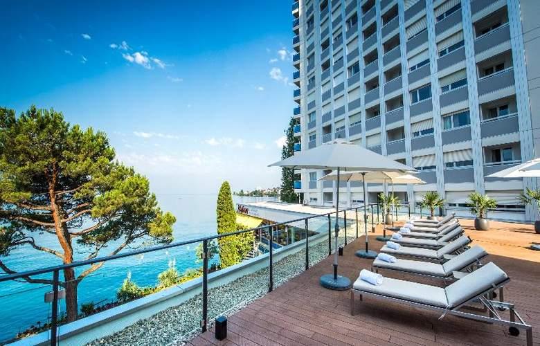 Eurotel Montreux - Terrace - 4