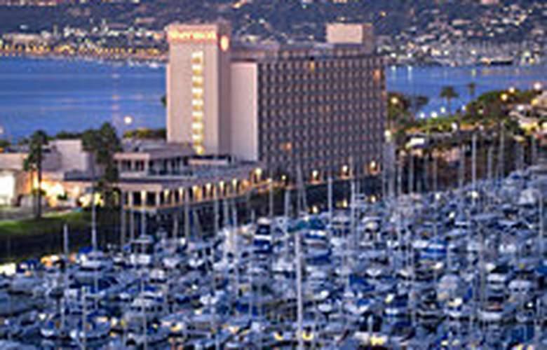 Sheraton San Diego Hotel & Marina - General - 1
