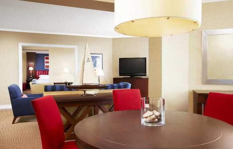 Sheraton San Diego Hotel & Marina - Room - 17