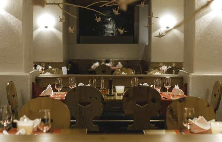 Laudinella - Restaurant - 3