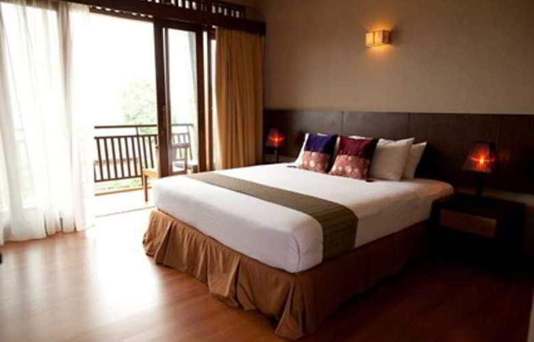 The Green Forest Resort - Room - 3