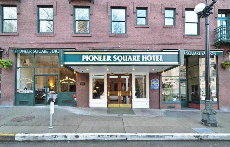 Best  Western Plus Pioneer Square - Hotel - 20
