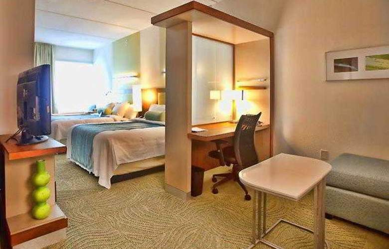 SpringHill Suites Tampa North/I-75 Tampa Palms - Hotel - 3