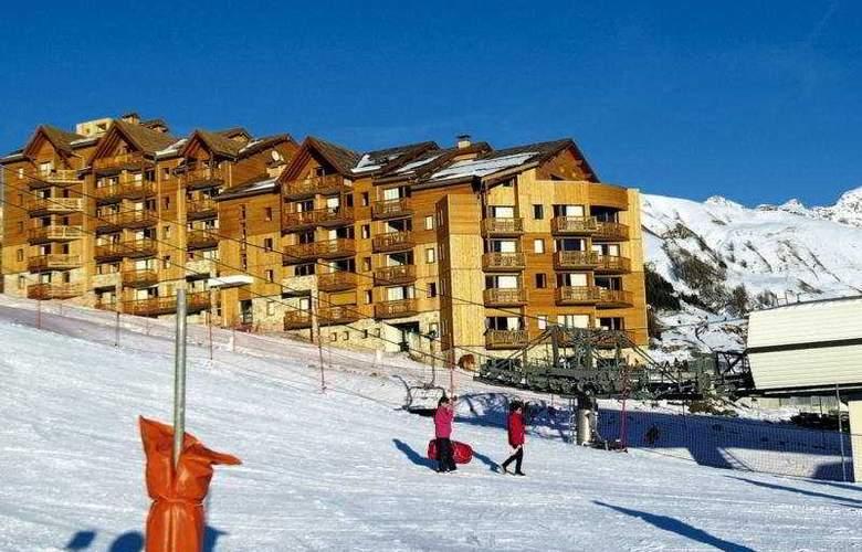 Rochebrune - Hotel - 0