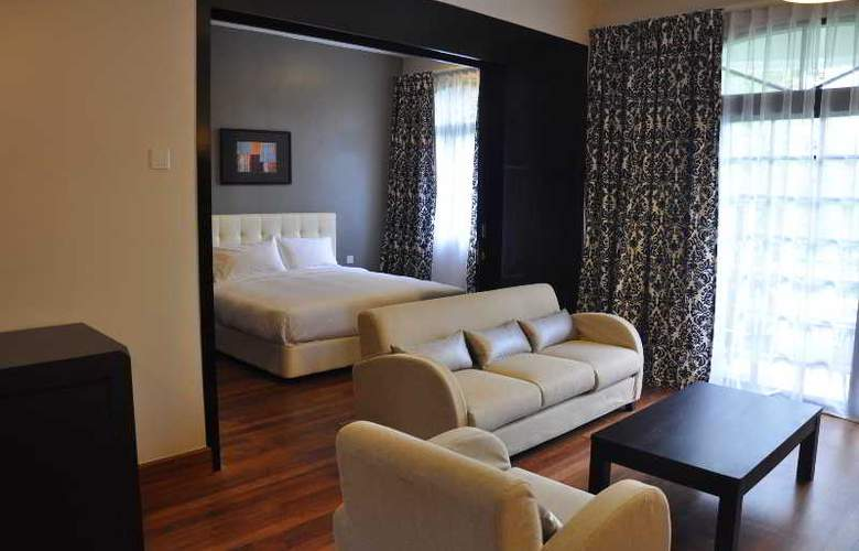 Strawberry Park Resort Cameron Highlands - Room - 13