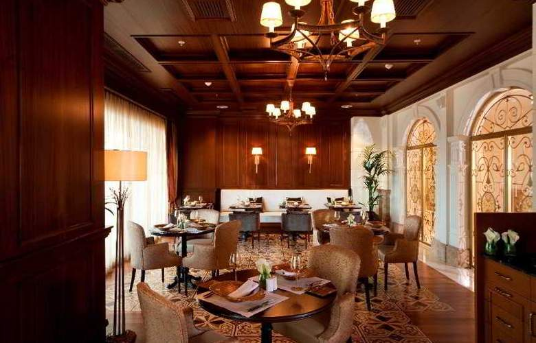 Angel´s Peninsula Hotel - Restaurant - 14