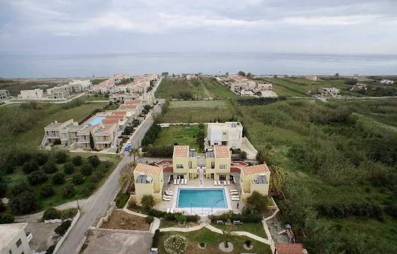 Dafnis Villas - Hotel - 4