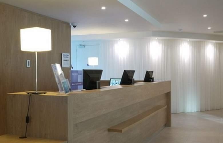 Holiday Inn Express Amsterdam-Sloterdijk Station - General - 1