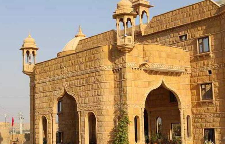 Jaisal Garh Hotel (The Jewel of Jaisalmer) - General - 1