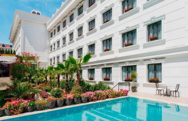 Sura Hagia Sophia Hotel - Pool - 51