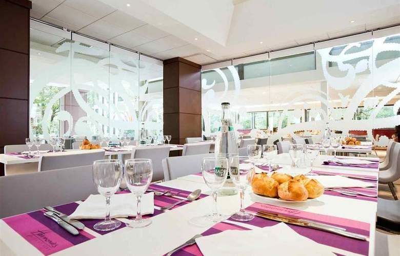Mercure Paris Centre Tour Eiffel - Restaurant - 62