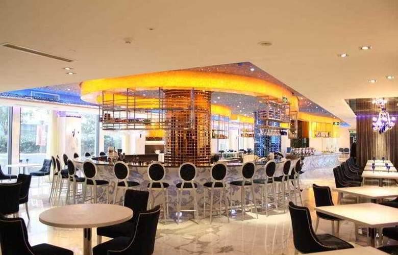 Howard Johnson All Suites Suzhou - Bar - 5