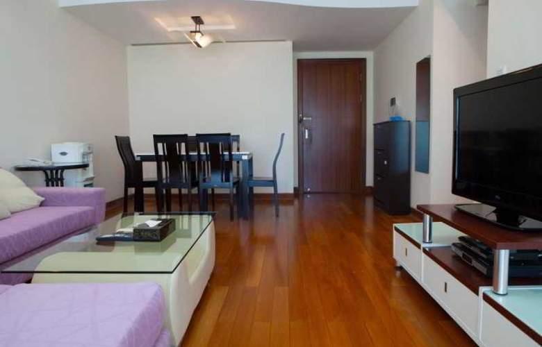 Yopark Serviced Apartment Yanlord Riviera Garden - Room - 5