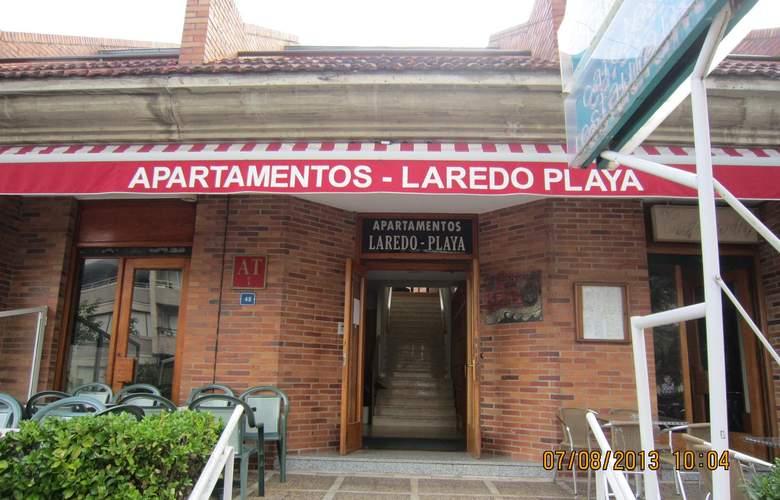 Apartamentos Turísticos Laredo Playa - Hotel - 0