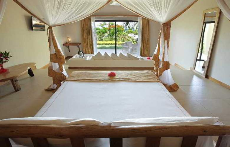 Gold Zanzibar Beach House spa - Room - 19
