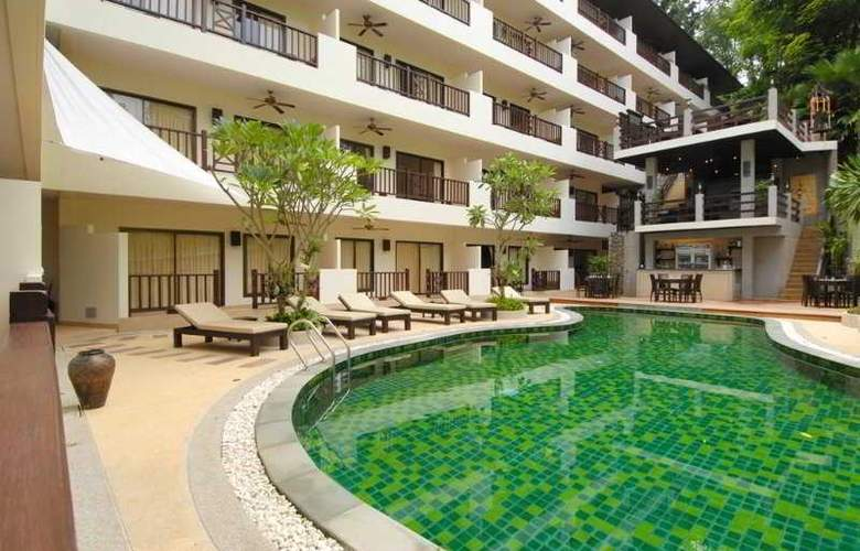 Surin Gate Holiday Apartment - Pool - 3