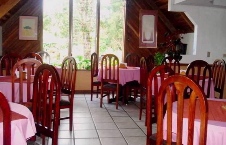 Villa Zurqui - Restaurant - 6