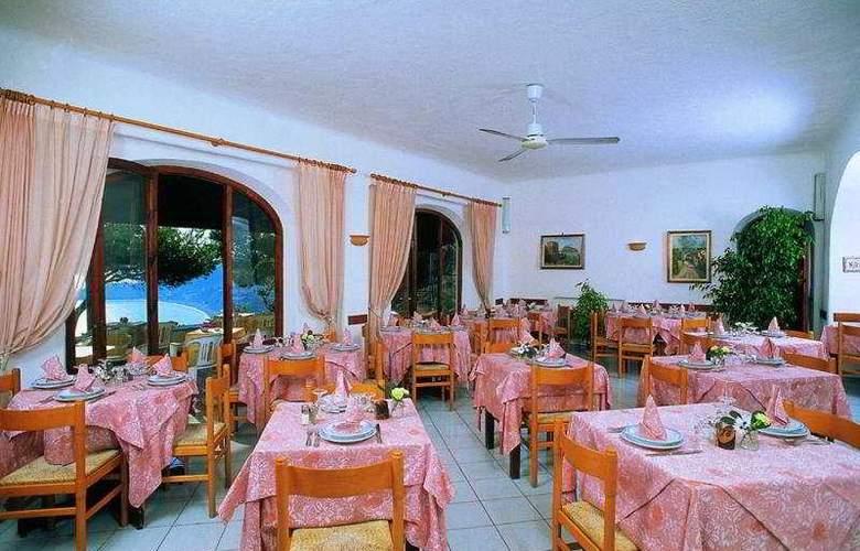 Villa al Mare - Restaurant - 4