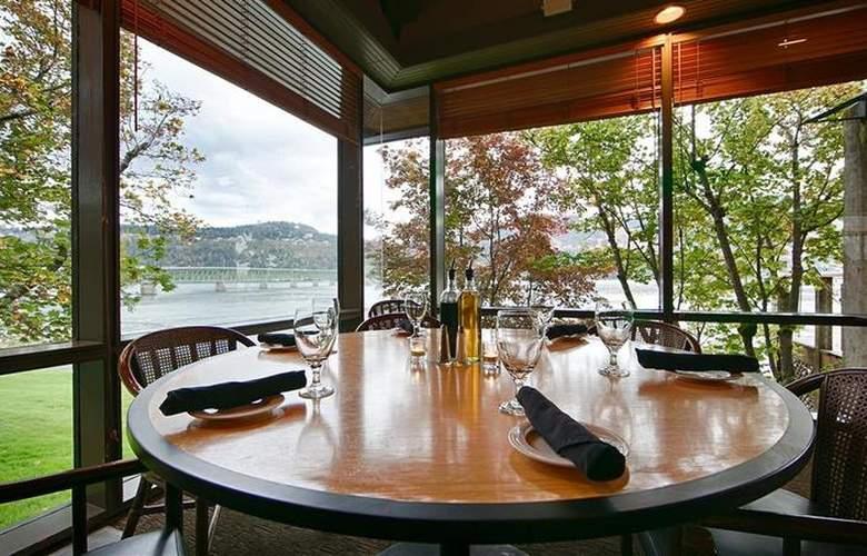 Best Western Plus Hood River Inn - Restaurant - 118