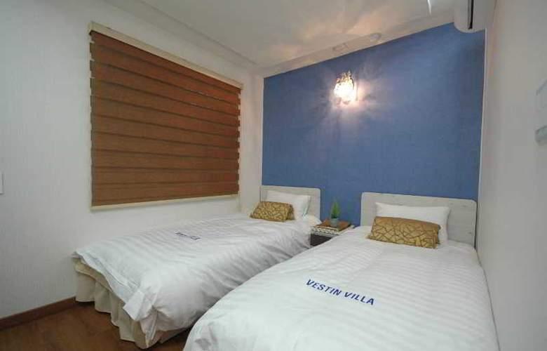 Vestin Villa Myeong-Dong Guest House - Room - 8
