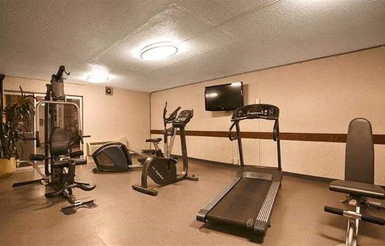 Best Western Brant Park Inn & Conference Centre - Hotel - 75