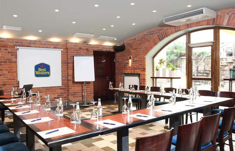 Best Western Hotel Santakos - Conference - 38