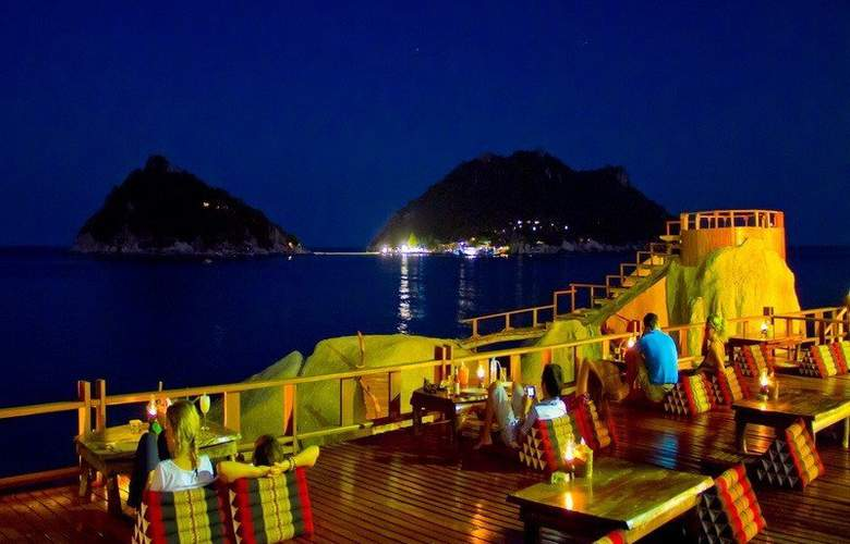 Dusit Buncha Resort Koh Tao - Terrace - 5