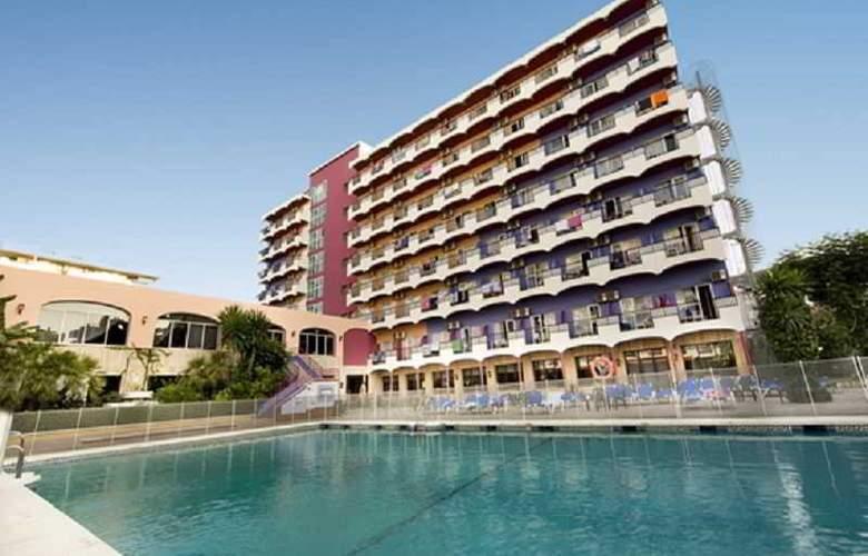Monarque Fuengirola Park - Hotel - 7