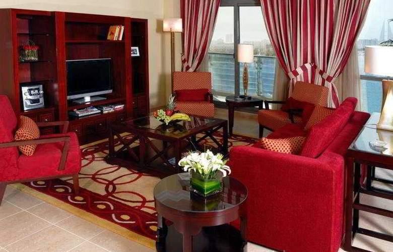 Marriott Executive Apartments Manama - Room - 2