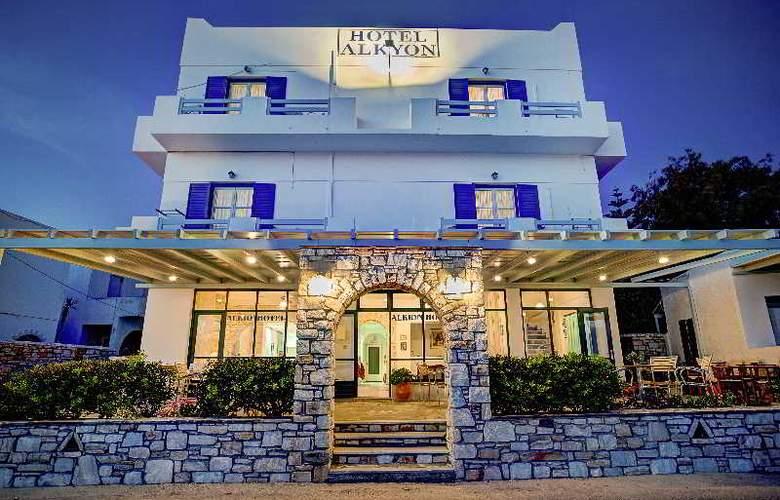 Alkyon Paros - Hotel - 11