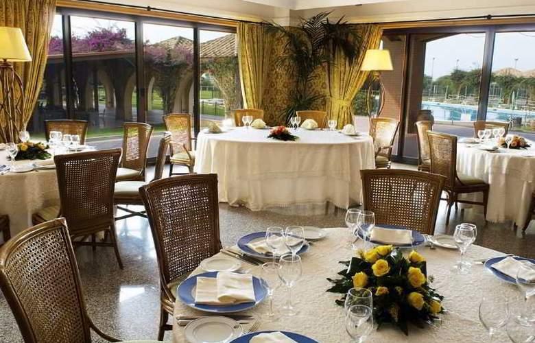 Golden Tulip Resort Marina di Castello - Restaurant - 18