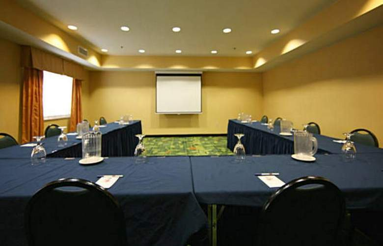 Fairfield Inn by Marriott Kansas City Internationa - Conference - 10